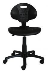 pracovní židle FLASH - BZJ 017 light kancelárská stolička