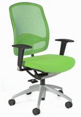 židle MED ART 10, zdravé sezení kancelárská stolička