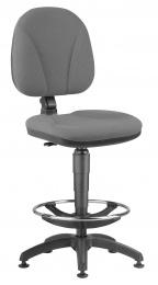 židle 1040 ERGO pokladní židle včetně extendu v.n. kancelárská stolička