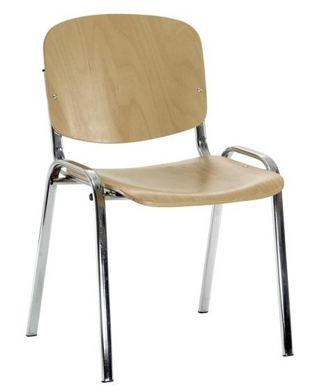 židle IMPERIA dřevěná kancelárská stolička