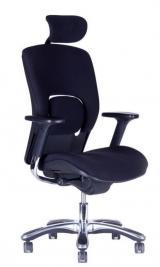 židle VAPOR kůže kancelárská stolička