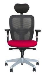 židle BZJ 395 - ČESKÝ VÝROBEK  kancelárská stolička