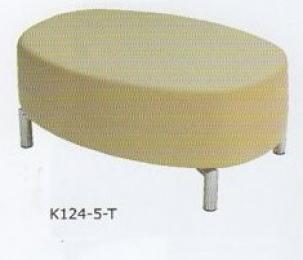 křeslo ORO K124-5-T  elipsa kancelárské kreslo