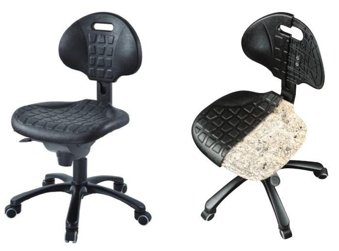 židle TECHNOLAB 1500  kancelárská stolička