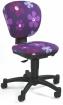židle POWER ERGOKID KVĚTINKY kancelárská stolička