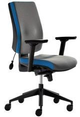 židle YORK VIP E-ASYNCHRO kancelárská stolička