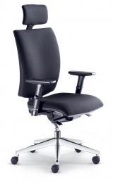 židle LYRA 237-SYS kancelárská stolička