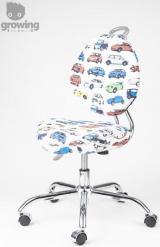 dětská rostoucí židle GROWING KID 1, CAR kancelárská stolička