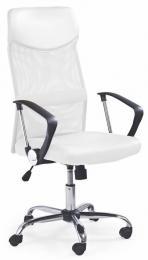 židle Vire bílá kancelárská stolička