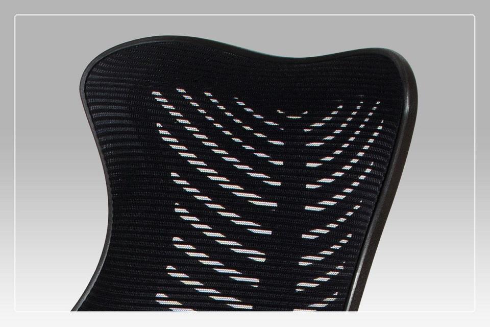Kancelářská židle KA-J806 BK kancelárská stolička