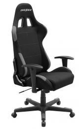 židle DXRacer OH/FD01/NG látková kancelárská stolička