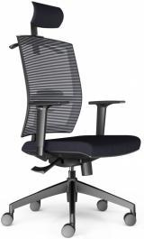 židle BZJ 393 -černá kancelárská stolička