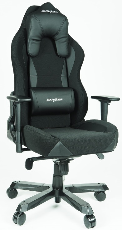 židle DXRACER OH/WY103/N látková kancelárská stolička