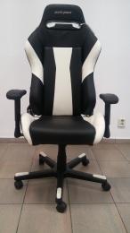 židle DXRACER OH/DF66/NW, SLEVA č.507 kancelárská stolička