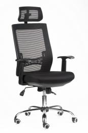 židle MARIKA YH-6068H černá sleva č. 766 kancelárská stolička