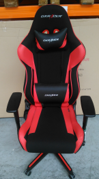 židle DXRACER RZ106/NR/MSI sleva č. 1013 kancelárská stolička