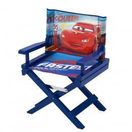 Disney režísérská židle Auta-Cars Cars  kancelárská stolička