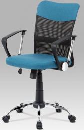 dětská židle KA-V202 BLUE kancelárská stolička