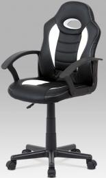 Dětská židle KA-V107 WT kancelárská stolička
