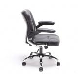 Kancelářské křeslo GARED, černé kancelárské kreslo