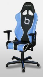 židle DXRACER RZ117/NBW/OBEY kancelárská stolička