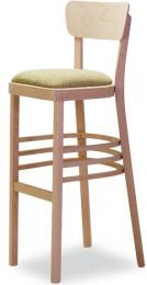 barová židle NIKO čalouněná kancelárská stolička