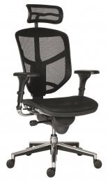 židle ENJOY sleva č. A1163S.sek kancelárská stolička