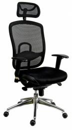 židle OKLAHOMA PDH sleva č. A1171S.sek kancelárská stolička