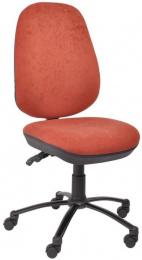kancelářská židle 17 Asyn, sleva č.A1186.sek - barva TMAVĚ ZELENÁ kancelárská stolička