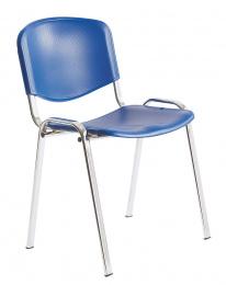 židle TAURUS PC ISO chrom kancelárská stolička