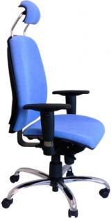 židle MIDA SYNCHRO vč.područek kancelárská stolička