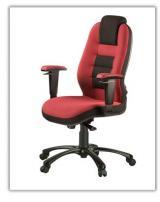 křeslo STRIPO COMFORT 5252 - chrom kancelárské kreslo
