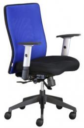 židle LEXA bez podhlavníku kancelárská stolička