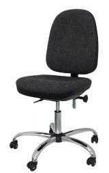 židle ANTISTATIC EGB 011 AS kancelárská stolička