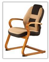 křeslo STRIPO CLASSIC 5115 - dřevo kancelárské kreslo