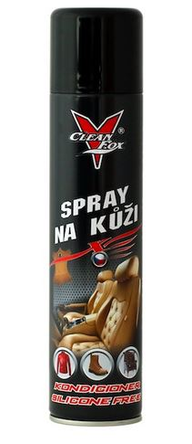 Spray na kůži