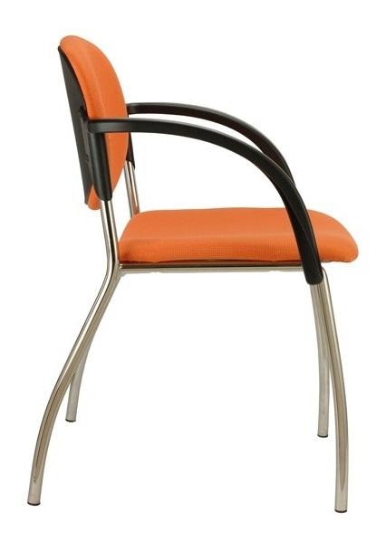 židle WENDY čalouněná kancelárská stolička
