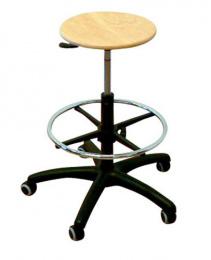 pracovní stolička FLASH - BZJ 033H