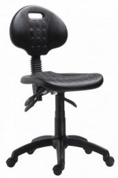 stolička 1290 5000 PU ASYN, plast, kolieska