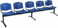 pětimístná lavice 1125 PN ISO