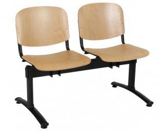 dvoumístná lavice 1122 LN (LG)