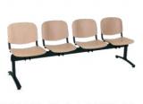 čtyřmístná lavice 1124 LN (LG)