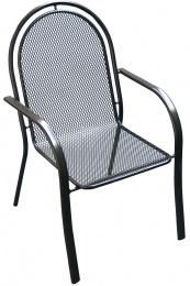 stolička kovová CORINE U008