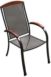 stolička kovová MONACO U014