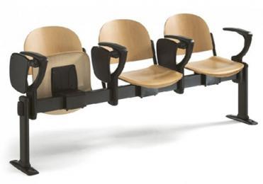 lavice, multisedák OMP 3 - 3 místná