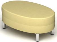 designový taburet ORO K124-5-T  elipsa