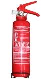 ČERVINKA Hasicí přístroj práškový P1 Ce, náplň 1 kg