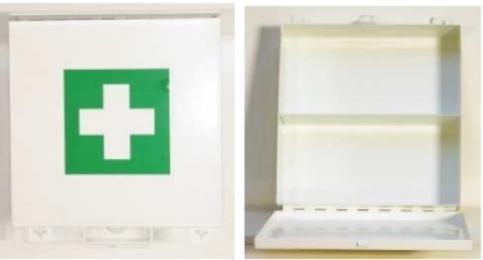 lékárnička HF 090 bez náplně