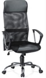židle IDAHO černá síťovina kancelárská stolička
