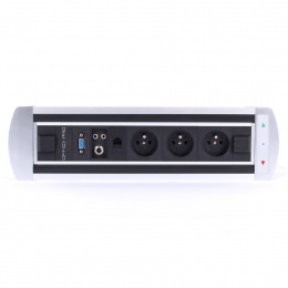Elektrifikace Vault BTCZ 004 - Zásuvky přímo na vašem stole